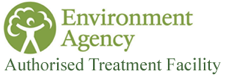 Environment agency authorised treatment facility