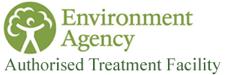Environment agency authorised treatment facility