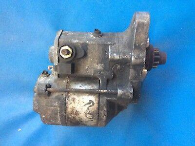 Rover 25/Streetwise // MG ZS/ZR Automatic Starter Motor (Part#: NAD101320) Denso   BreakerYard.com