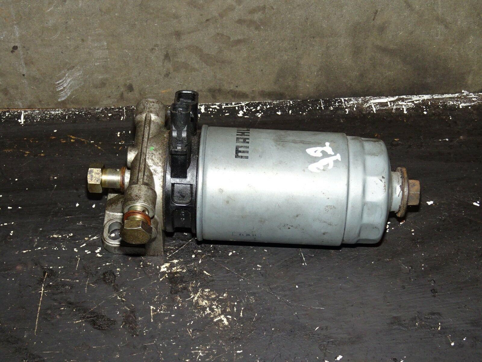 Citroen Relay 20 Diesel Fuel Filter Housing P N 300 033 1