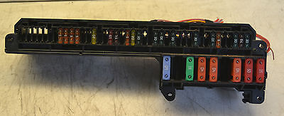 BMW 5 Series Fuse Box 6114 6957330-02 E60 E61 520D Fuse Box 2007 ...