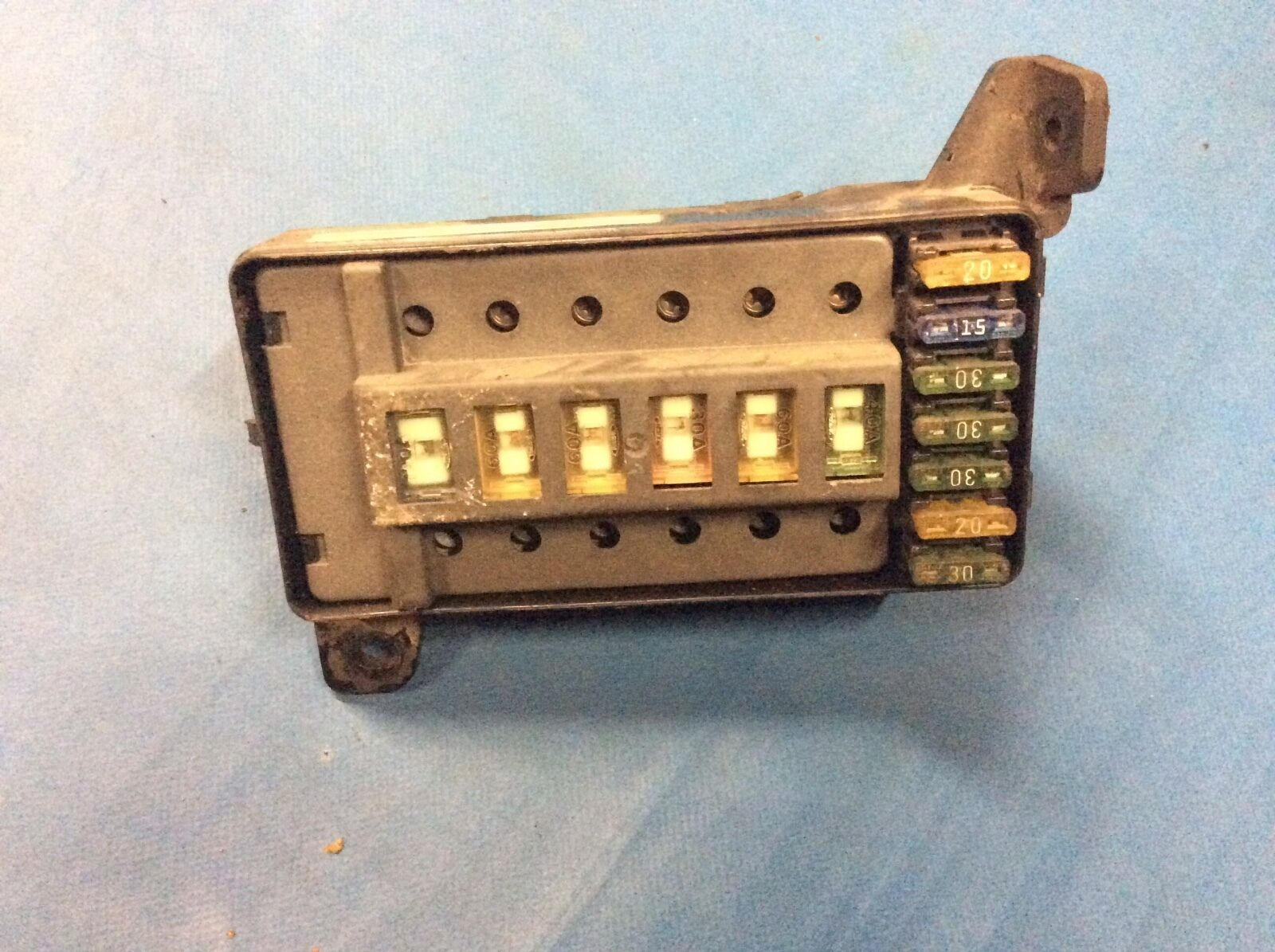 Land Rover Discovery 1 Fuse Box