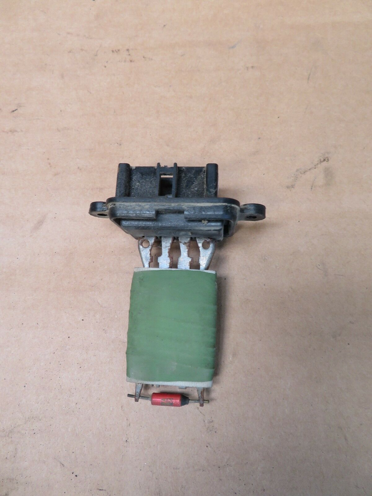 4 Pin Heater Blower Motor Fan Resistor