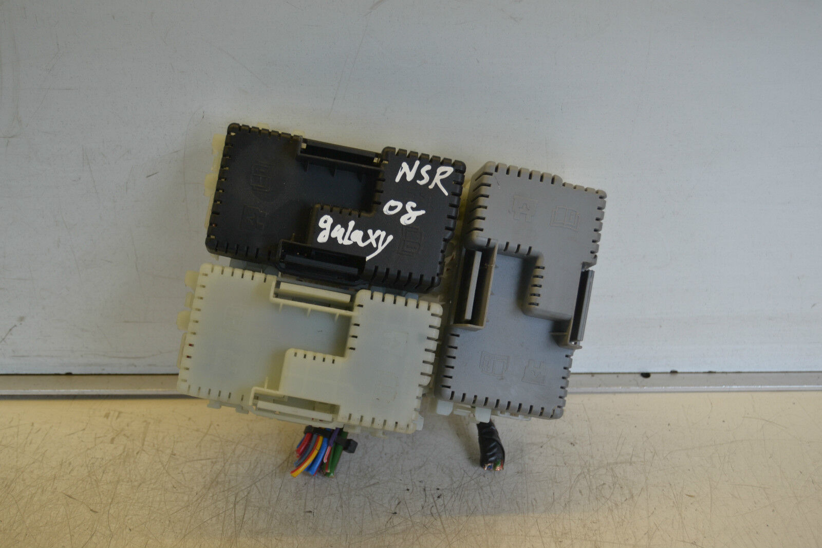 Ford Galaxy Fuse Box Mk3 18 20 Tdci Rear 2008