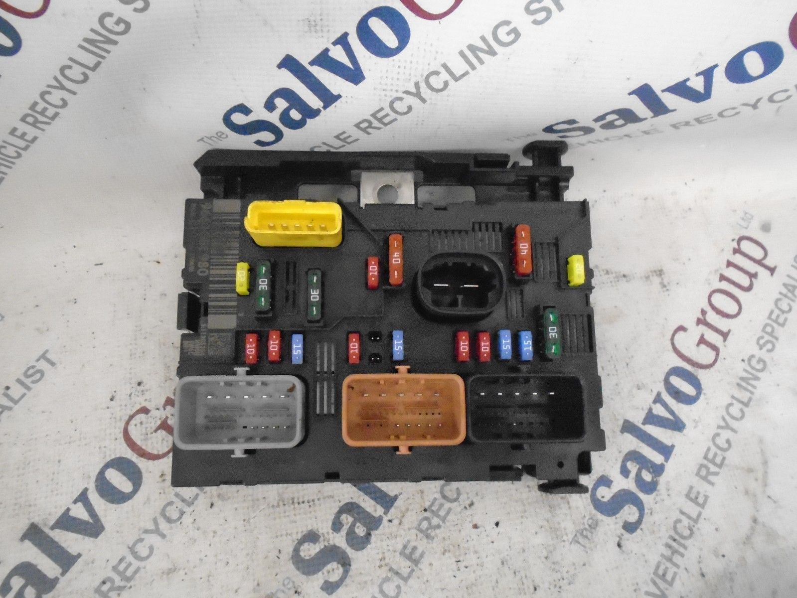 Peugeot 307 Fuse Box For Sale : Peugeot fuse box headlight wiring library