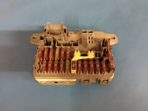 Land Rover Discovery 1 300tdi Fuse Box  Part Number