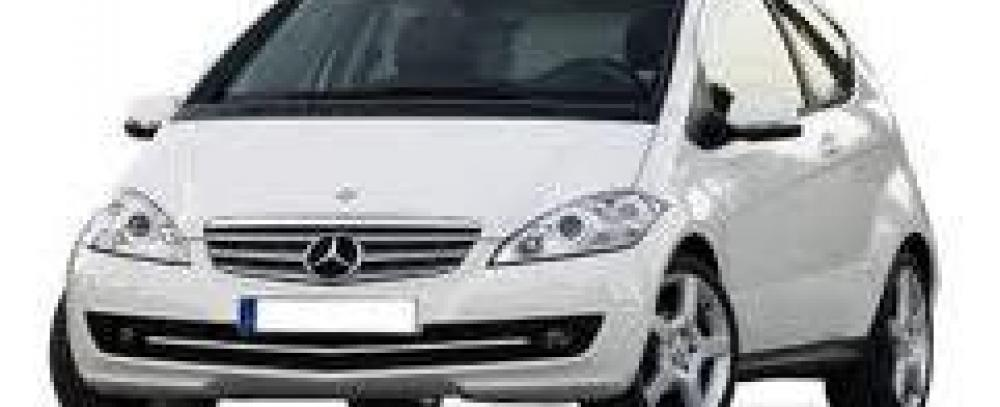 Review the Mercedes A160