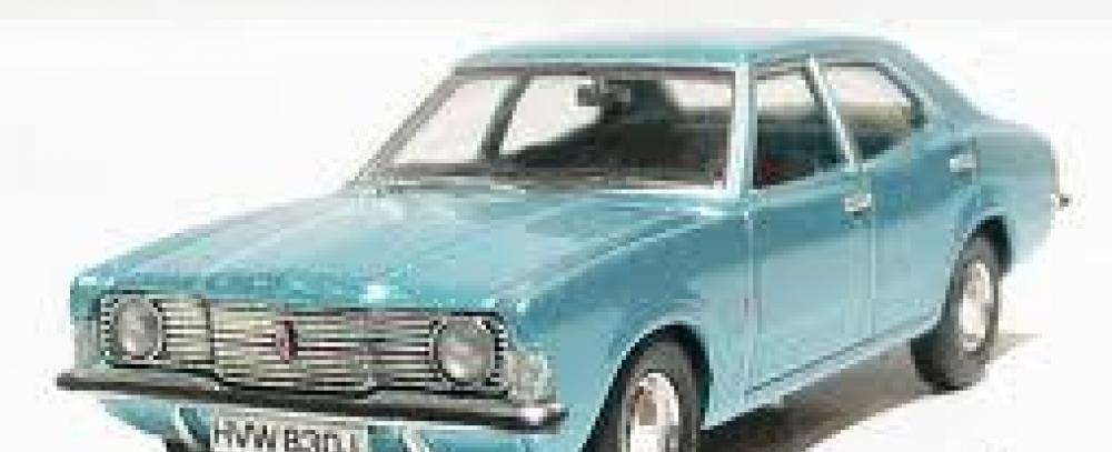 Write a review for the Ford Cortina
