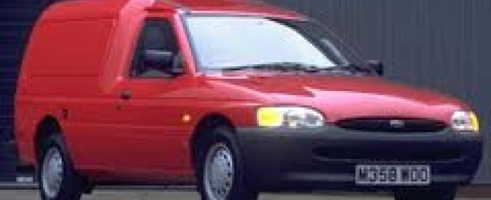 the ford escort van was obviously a van version of the popular ford escort   this vehicle was then replaced with the ford courier van