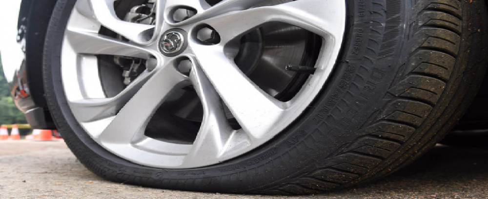 Inflate your tyre's correctly