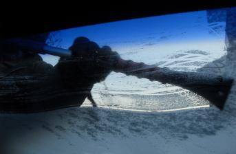 How to de-ice your car...