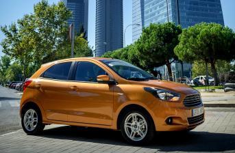 Ford Ka Plus