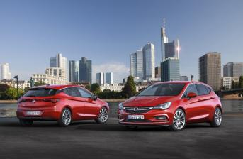 New Vauxhall Astra, 2016 European Car of the Year