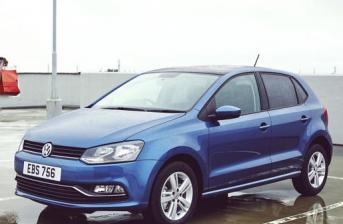 2016 volkswagen polo, rumoured to be similar to the new model
