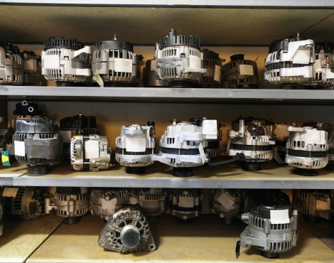 New and used good quality OEM van and car parts for cheap prices